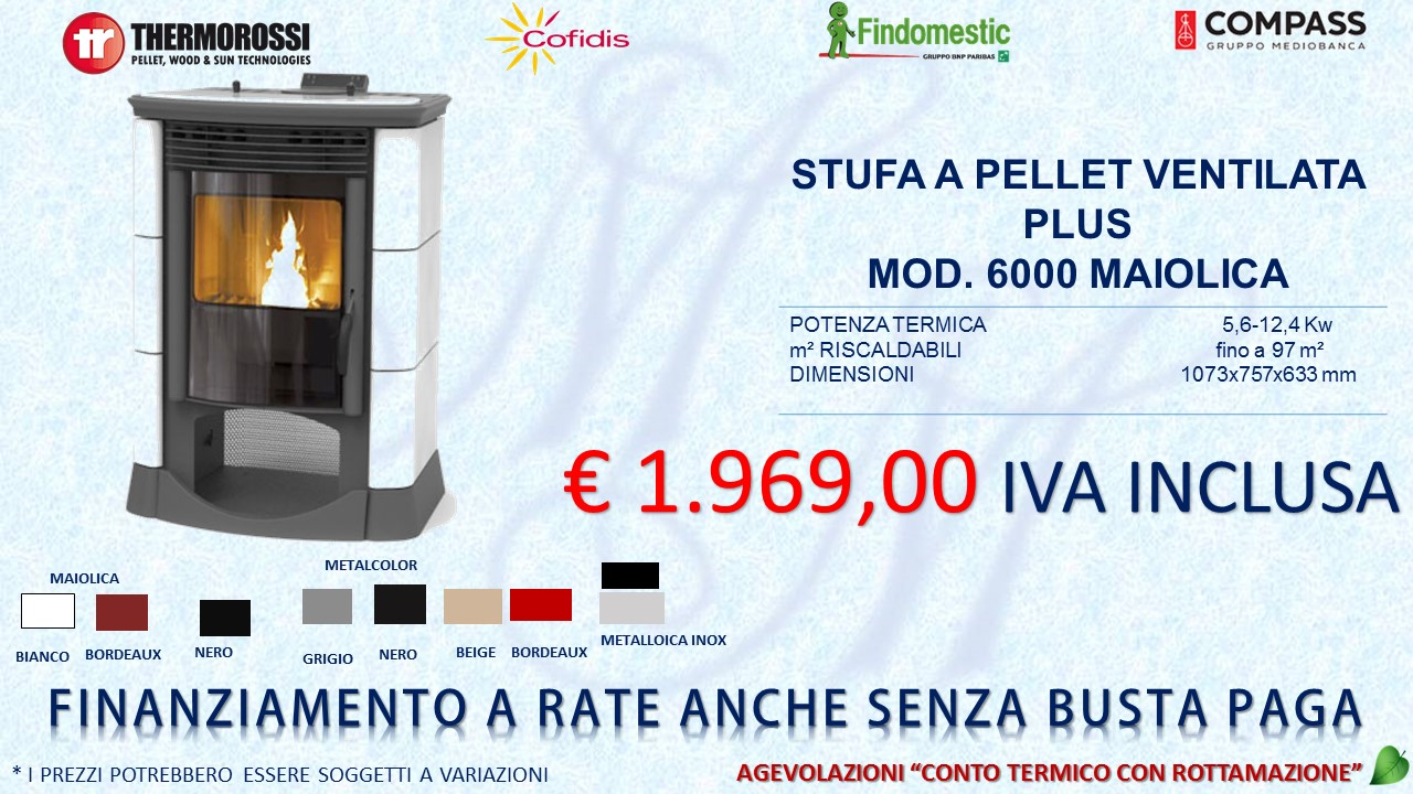 Stufe A Pellet Thermorossi Catalogo. Stufe A Pellet With Stufe A ...